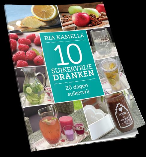 10 suikervrije dranken